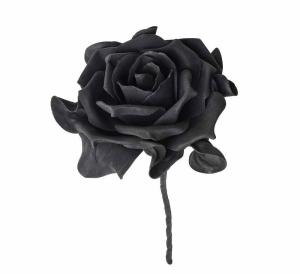 Black Rose med skaft