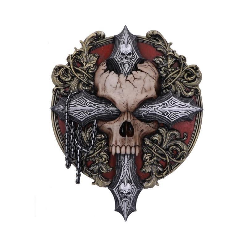 Väggdekoration, Cross Of Darkness