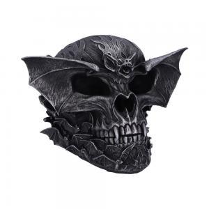 Döskalle Dekoration Bat Skull