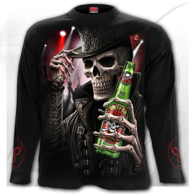 T-shirt, Långärmad, Triple 6