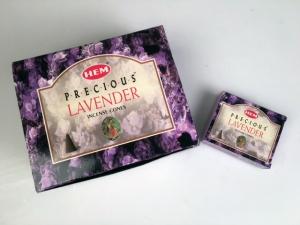 Rökelsekoner, Precious Lavender