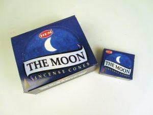 Rökelsekoner, The Moon