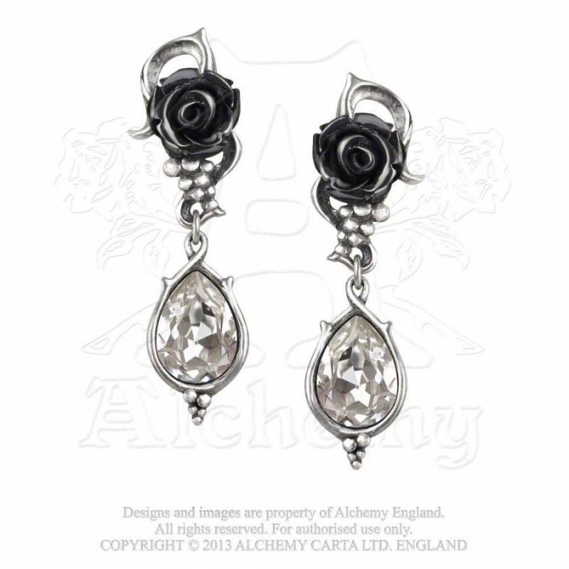 Design örhängen Bacchanal Rose