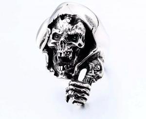Ring Reaper, i rostfritt stål