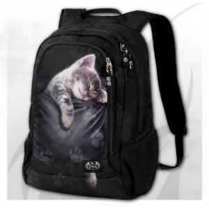 Ryggsäck, Spiral, Pocket Kitten