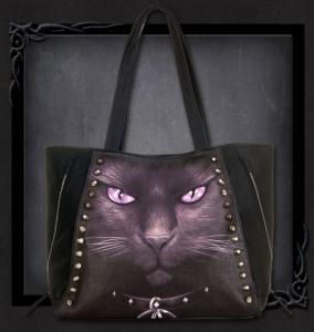 Häftig väska, Spiral, BLACK CAT