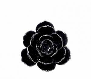 Ljusstake Black rose