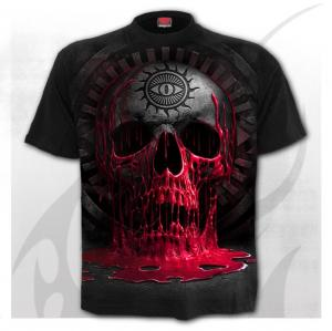 T-shirt, Spiral, BLEEDING SOULS