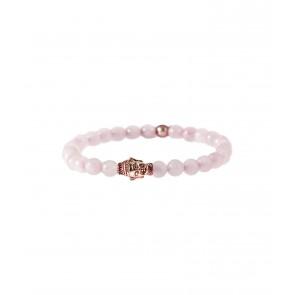 Armband, Buddha Rosa