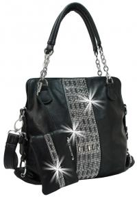 Tuff väska med matchande sminkväska