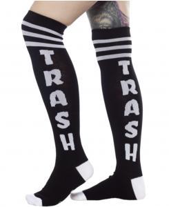 Strumpor, Trash