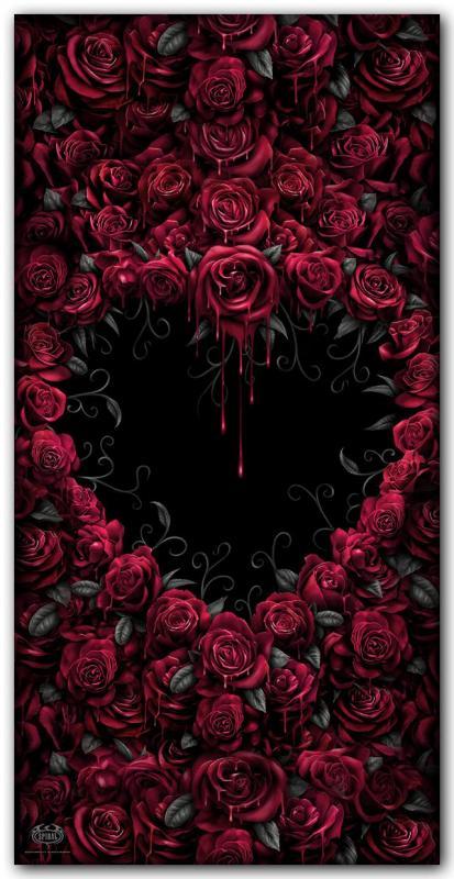 Handduk, Bleeding Heart