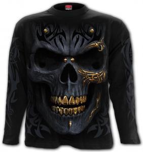 T-shirt, Långärmad, Black Gold
