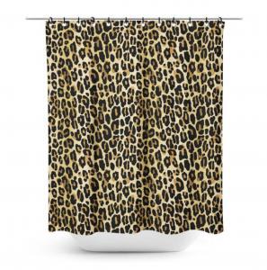 Duschdraperi, Leopard