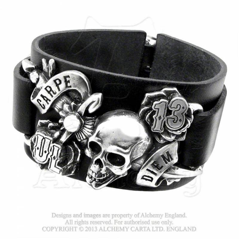 Design armband, Carpe Diem