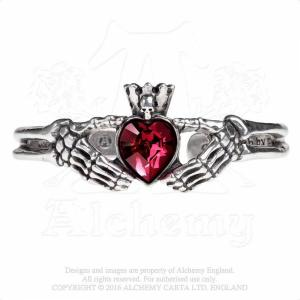 Design armband, Claddagh By Night