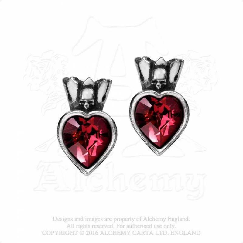 Örhängen, Claddagh Heart