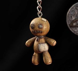 Nyckelring, Voodoo Doll