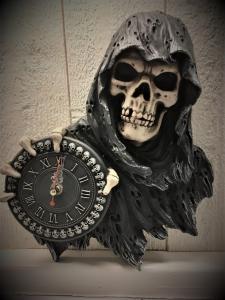 Väggklocka, Face of Time