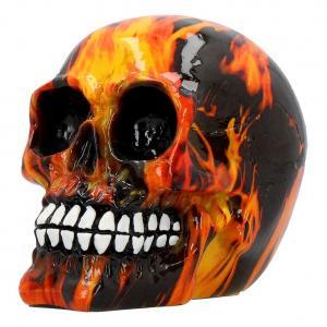 Dekoration Design Skull, Inferno Medium