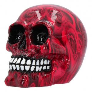 Dekoration Design Skull, Romance Medium