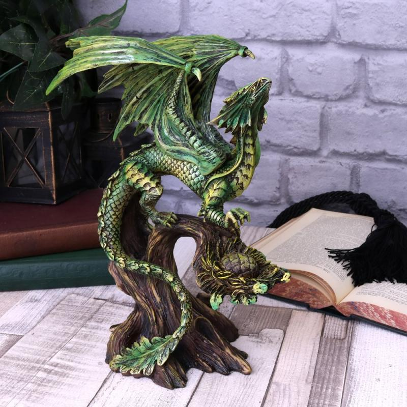 Drake, Adult, Forest Dragon