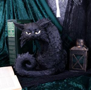Dekoration, Spite, Katt