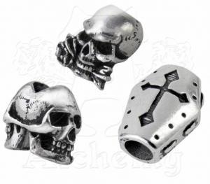 Skägg och hårsmycken, Skull