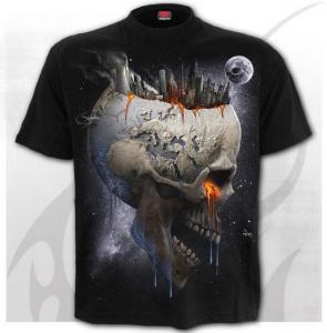 T-shirt, Spiral, Dead World