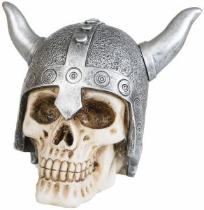 Vikingdödskalle Sparbössa