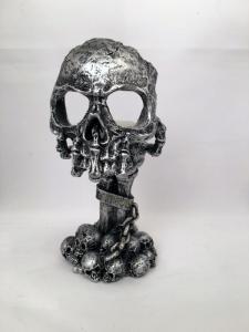 Ljuslykta, Skelett hand Silver