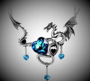 Design Halsband, Draig O Gariad