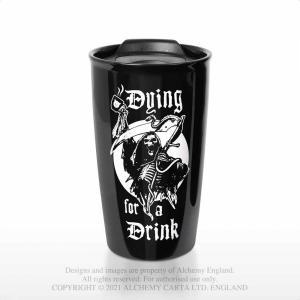 Häftig termosmugg, Dying For A Drink