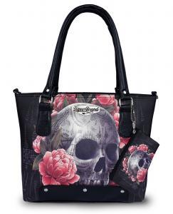 Väska+Plånbok, Sak Yant Skull