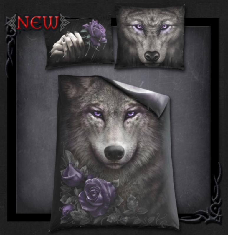 Bäddset, Wolf Soul för dubbelsäng