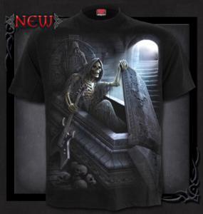 T-shirt, Spiral, Unforgiven