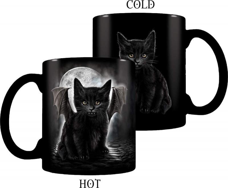 Mugg/Kopp, Bat Cat, Värmereagerande