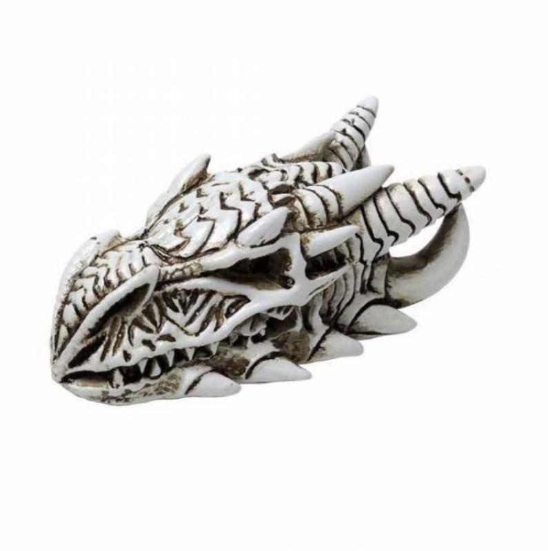 Dekoration, mini, Dragon Skull