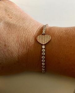 Wishfull Heart, Armband