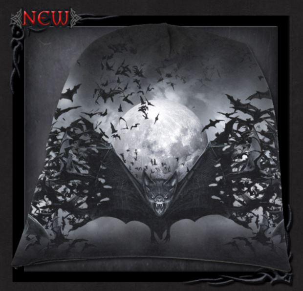 Beanie/Mössa, Goth Nights