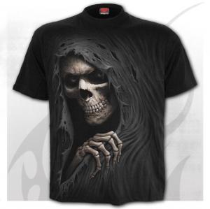 T-shirt, Spiral, Grim Ripper