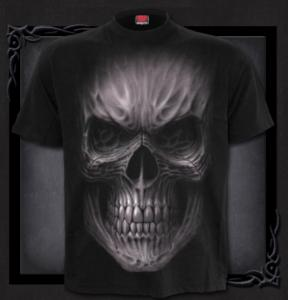 T-shirt, Spiral, Death Rage