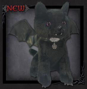 Cool Katt, Bat Cat, Nalle