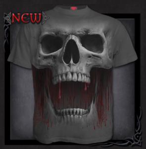 T-shirt, Spiral, Death Roar