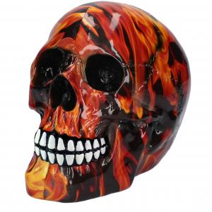 Dekoration Design Skull, Inferno Liten