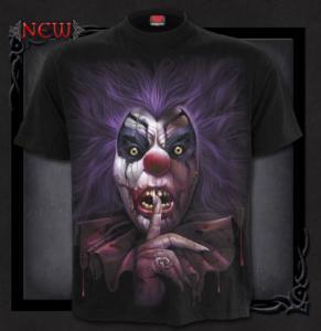T-shirt, Spiral, Mad Cap