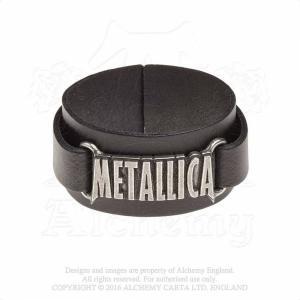 Läderarmband, Metallica
