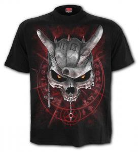 T-shirt, Spiral, Never Too Loud