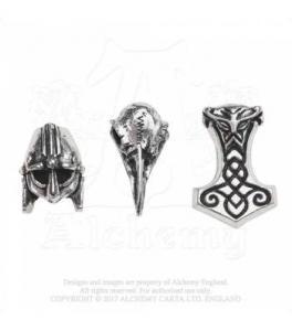 Skägg och hårsmycken, Viking