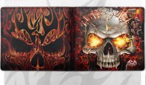 Plånbok, Spiral, Skull Blast